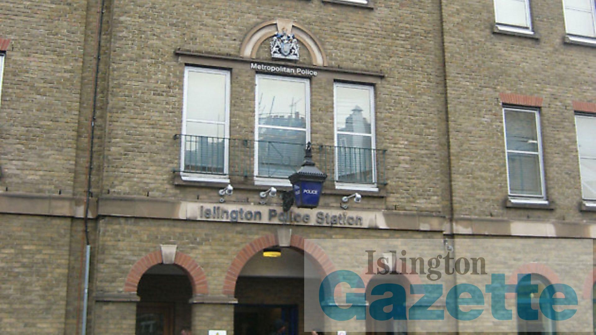Officer Accused Of Assault At Islington Police Station Set